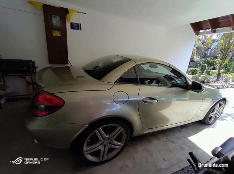 Picture of Mercedes benz SLK200 SPORT PACKAGE