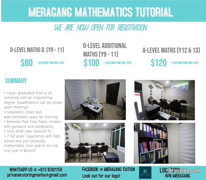 Picture of Offering Quality O-Level & A-Level Maths Tuition / Home Tutoring