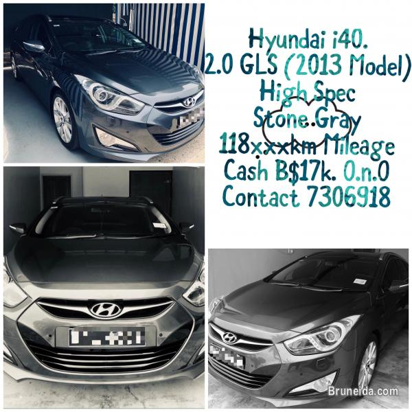 Picture of Hyundai i40 for sale