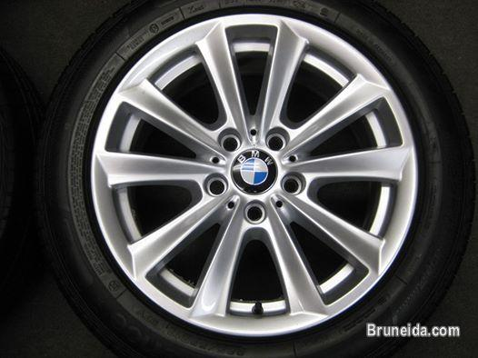 Picture of Origninal BMW wheels style 236 made in Germany