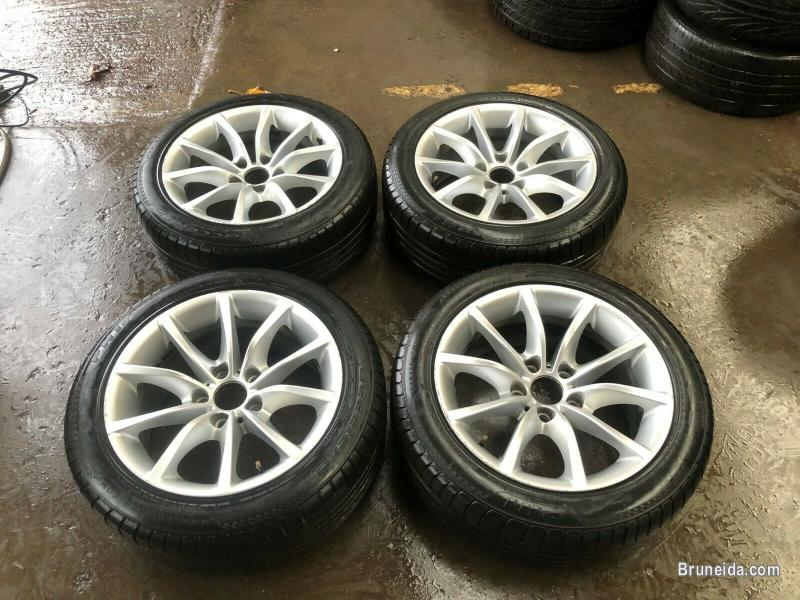 Picture of GOOD OFFER!! Genuine BMW wheels 17'' x 8''