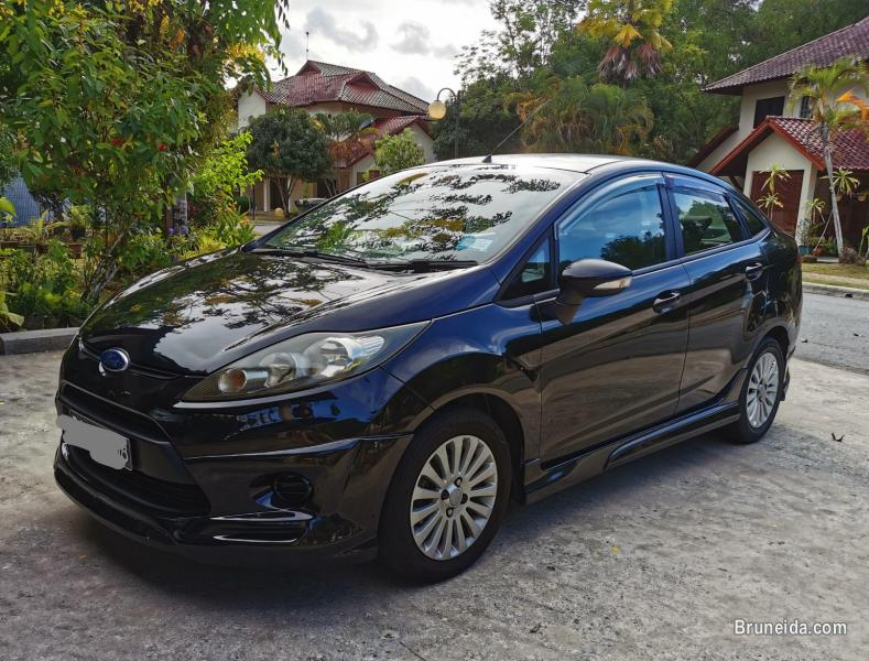 Picture of Ford Fiesta 2012 for sale