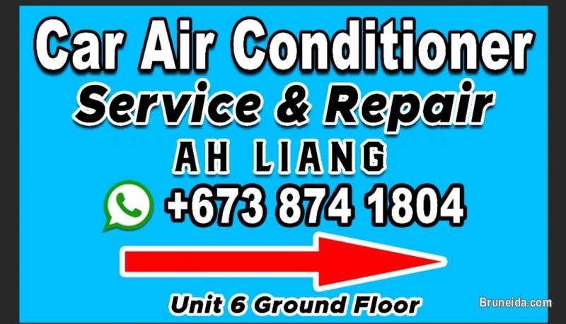Car aircond Repair and service in Brunei