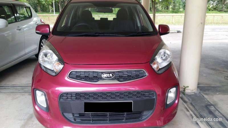 Picture of Kia Picanto 2017 Manual 1. 2 for Sale