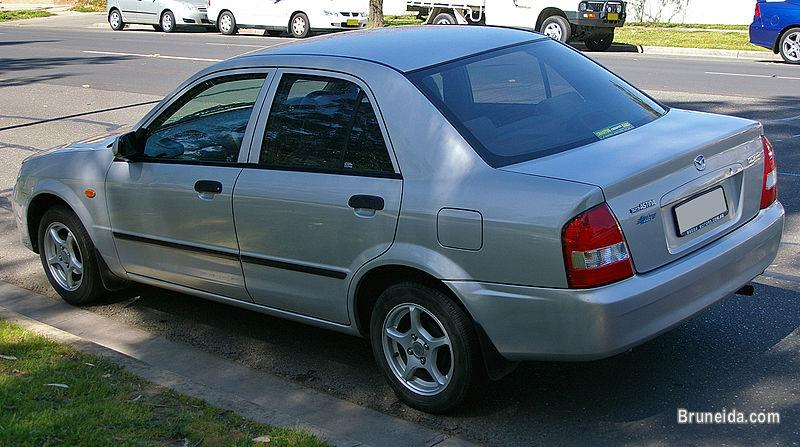 Picture of Mazda 322 1. 6glx (M) reg. 2002 for sale $2. 5k NEGO or swap.