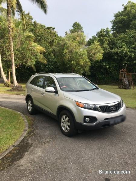 Picture of KIA Sorento V6 Petrol Silver/Grey
