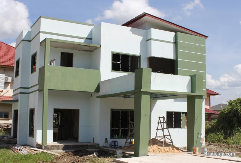 Pictures of Double Storey Detached House