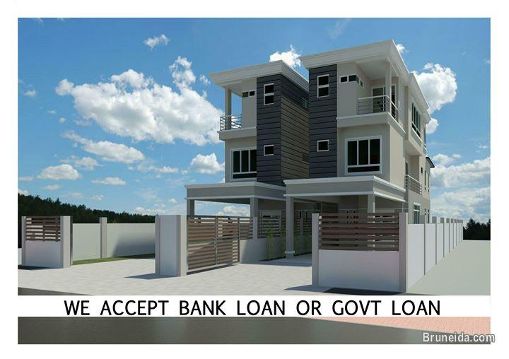Pictures of Three Storey Semi Detached house