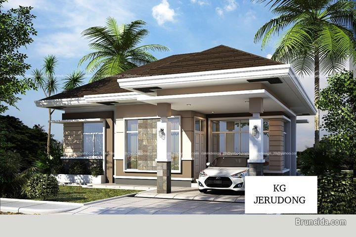Modern Design Bungalow House | Houses for sale in Brunei ...