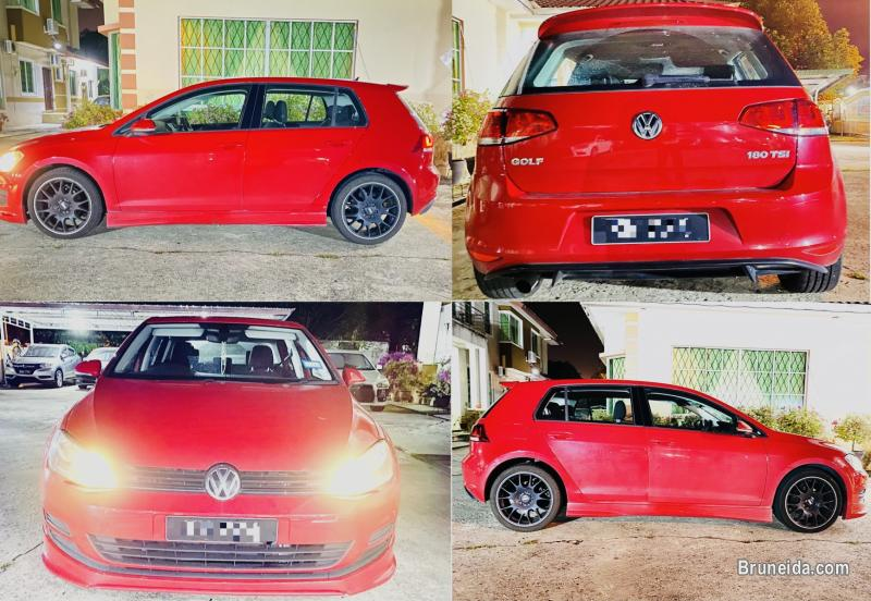 Picture of 2017 VW Golf A7 1. 2TSI Hatchback for Sale
