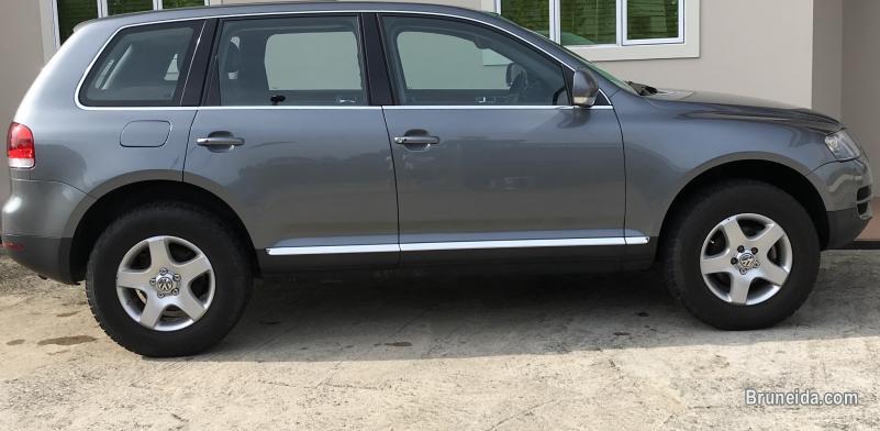 VW Toureg 2006 Automativ in Brunei