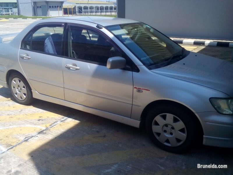 Picture of Mitsubishi lancer model 2002 manual