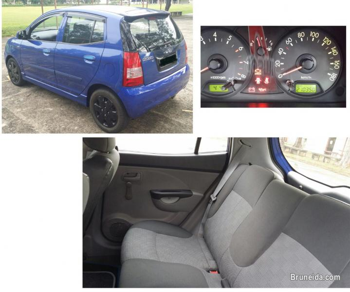 Kia picanto 1. 1cc for sale $3800 nego