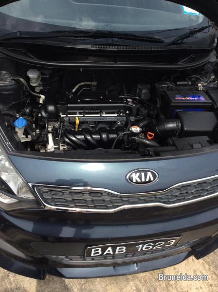 KIA RIO 2014 for SALE. Cheap & Affordable Car in Brunei Muara