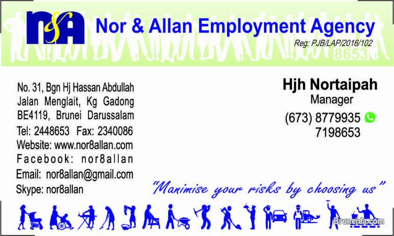 Picture of EMPLOYMENT AGENCY