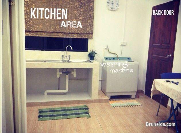 HOUSE FOR RENT $500 KUALA BELAIT. . . CONTACT: 8322088 - image 4