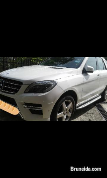 Picture of Mercedes Benz ML250 CDI 4matic