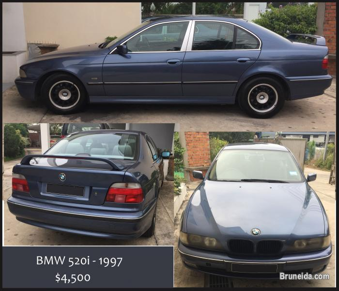 Picture of BMW 5-Series to let go