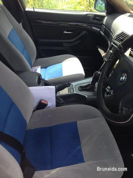 BMW 5-Series to let go