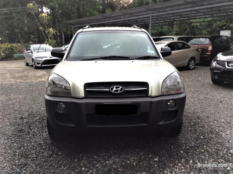 Hyundai Tucson in Brunei Muara