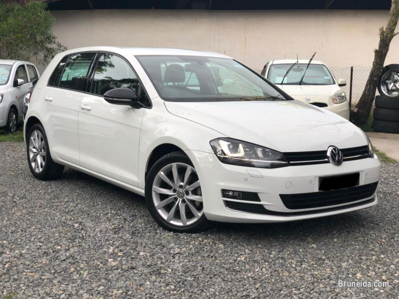 Picture of Volkswagen Golf A7 TSI