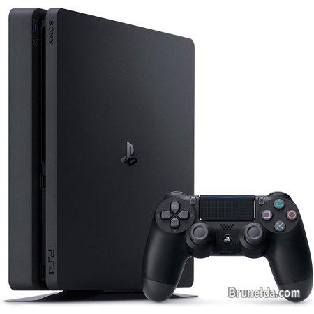 Pictures of PS4 SLIM 500GB FOR SALE MINT CONDITION