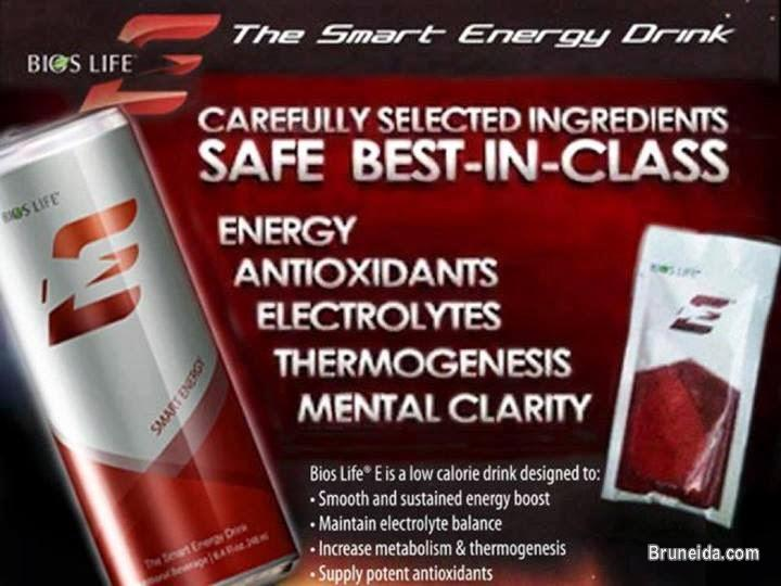 Picture of Bios Life E Smart Energy Drink