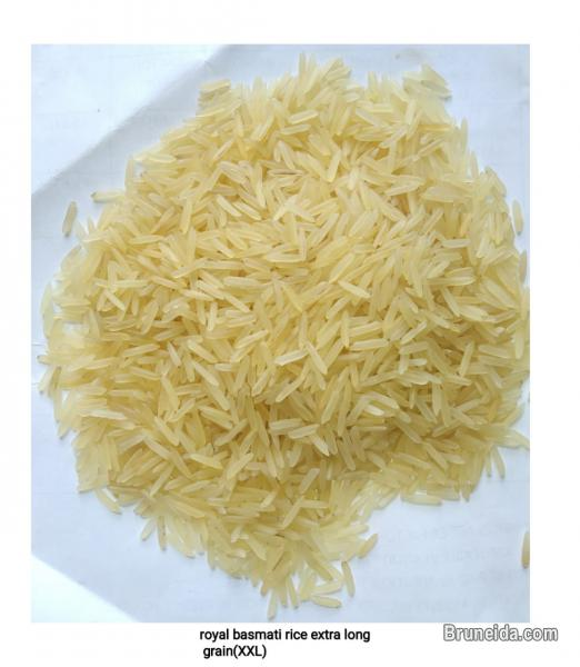 Picture of beras basmathi, premium quality basmathi rice in Brunei Muara