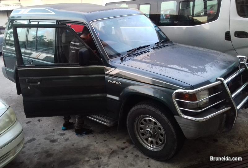 SOLD! FAMILY CAR PAJERO 4WD DIESEL (MANUAL) TO LET GO!!