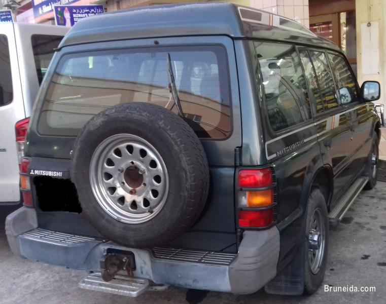 Picture of SOLD! FAMILY CAR PAJERO 4WD DIESEL (MANUAL) TO LET GO!! in Brunei Muara
