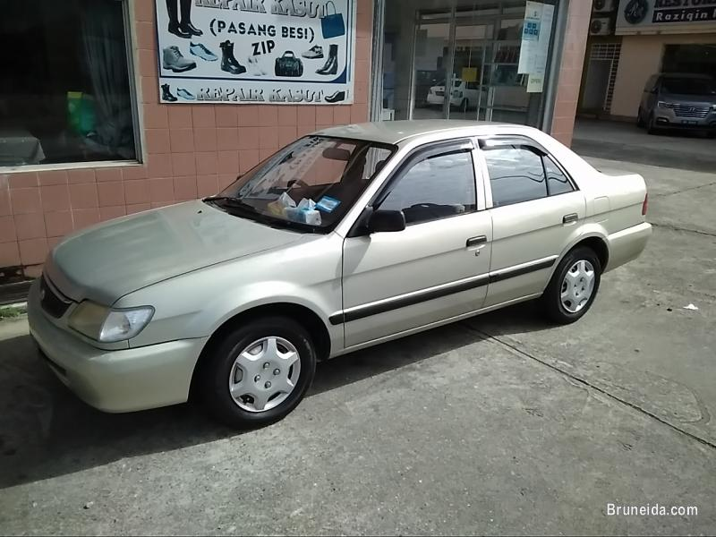 Picture of Toyota Soluna for sale