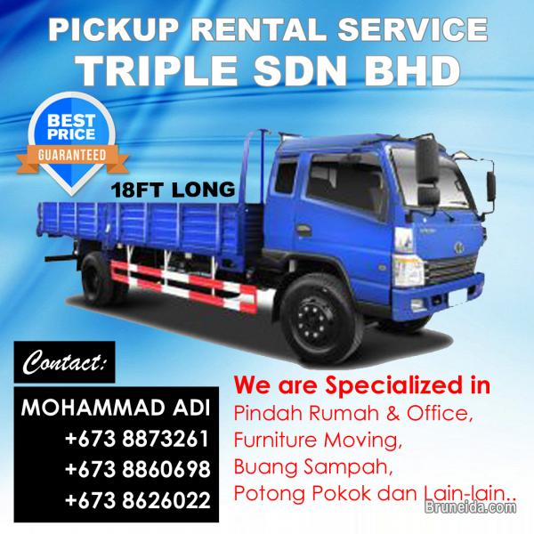 Pictures of TRIPLE SDN BHD - PICKUP RENTAL SERVICE