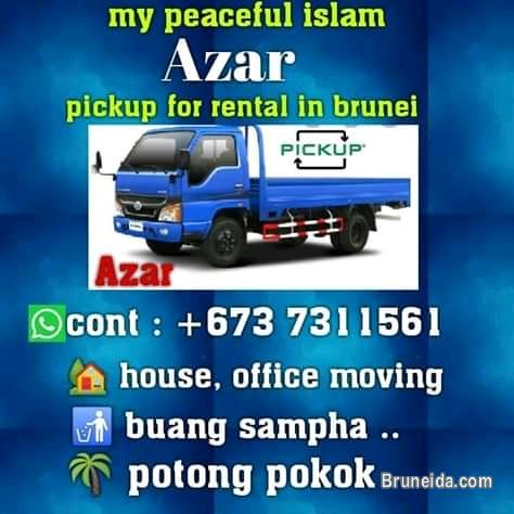Picture of AZAR PICKUP RENTAL