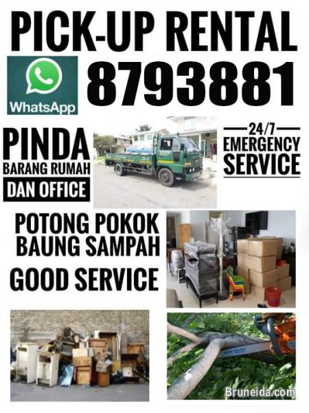 Picture of PICKUP RENTAL 24 X 7 EMERGENCY SERVICE