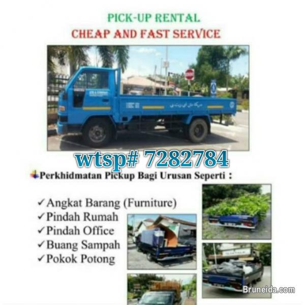 Picture of 247 pick-up rental service