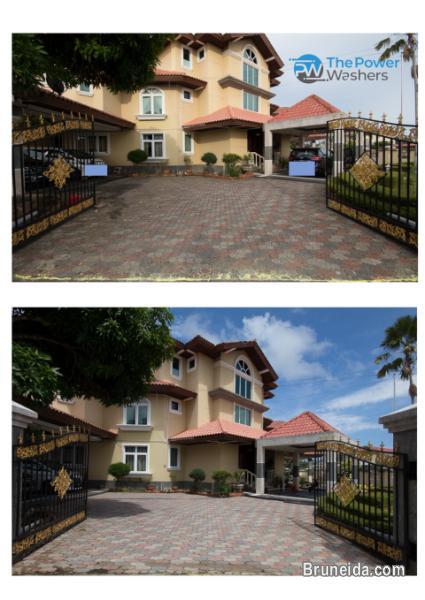 POWER WASHING YOUR HOME! in Brunei