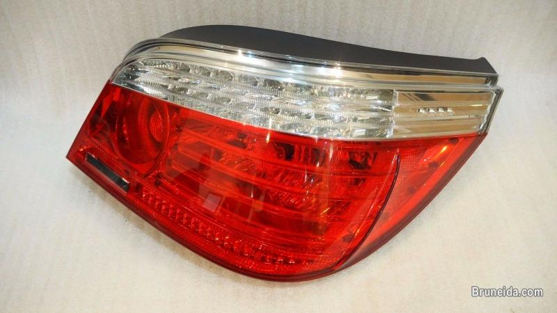 Picture of BMW E60 LCI 5 SERIES 2007 TAIL LAMP LED RIGHT 7177282