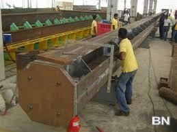 STEEL FABRICATION , PRODUCTION, MANAGER, - image 2