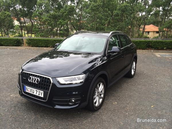 Picture of Audi Q3 TFSi with rebate
