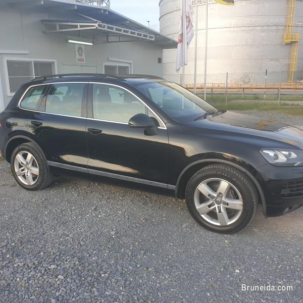 Picture of Low Millage Good SUV 4WD