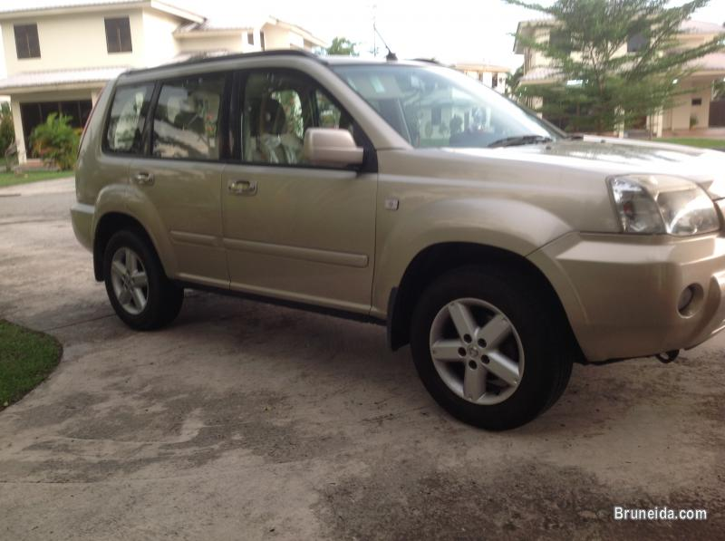 Pictures of Nissan X-Trail for Sale