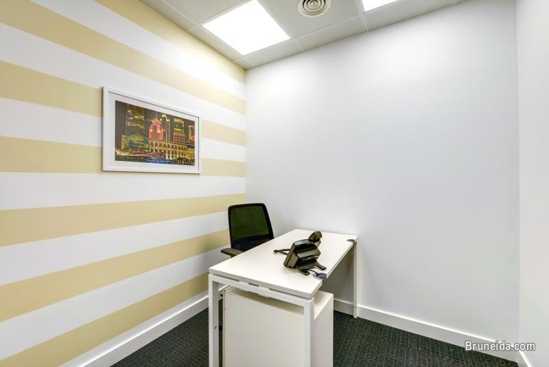 Picture of Work your way in a private office just for you