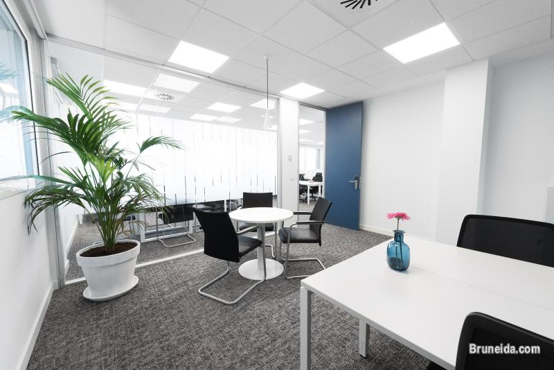 Picture of Work your way in a private office for four