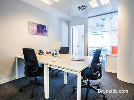 Access office space how and when you need it in Brunei