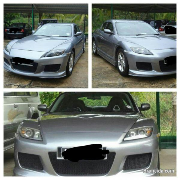 Pictures of Mazda Rx8