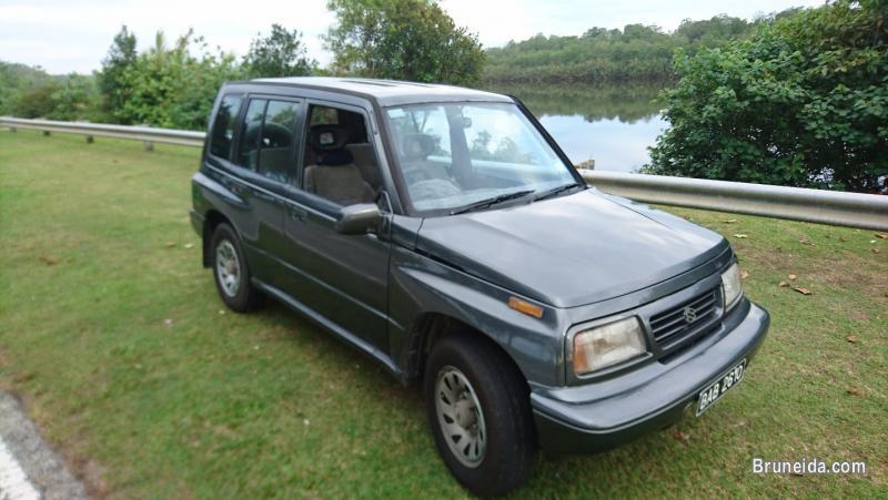 Picture of 4WD Suzuki Vitara