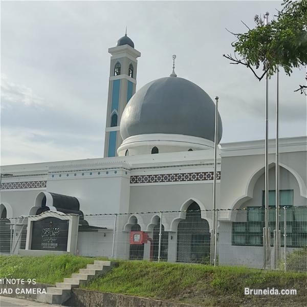DETACHED @Tg. Bunut $288k depan Masjid, 2 minit dari Hua Ho in Brunei