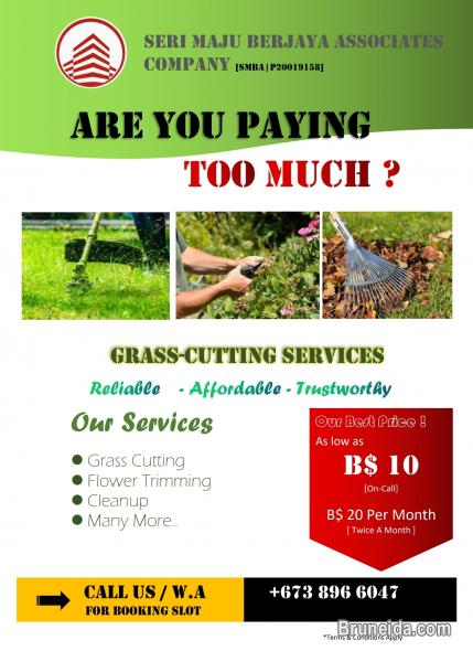 Picture of GRASS-CUTTING SERVICES