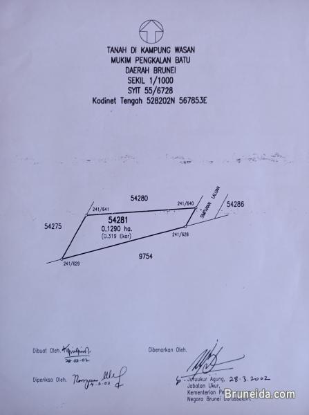 Picture of Tanah untuk dijual