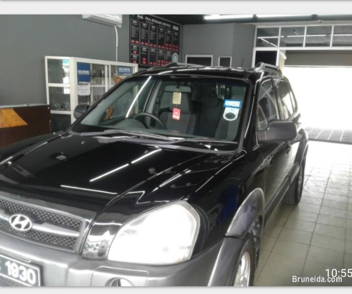 Picture of Hyundai Tucson for sale 2. 0 ( petrol) 2006